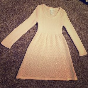 Sweater dress5-6